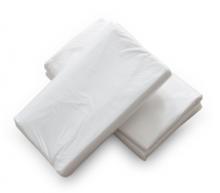 国产白色垃圾袋
