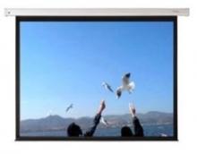 黑彩 BLC120寸电动拉线4:3 投影幕