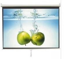 银杏 120英寸画框 投影幕