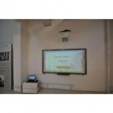 鸿合电子白板HV-I8120W交互式红外感应黑板 互动多媒体电子白板