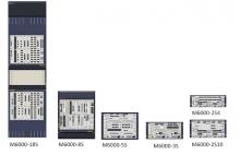 中兴 ZTE M6000-2S4 路由器