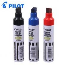PILOT百乐油性箱头笔 大嘴|大容量|不掉色|多表面 SC-6600 长杆
