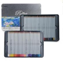 马可(Marco)7100-48TN Raffine系列 48色彩色铅笔/填色笔 铁盒装