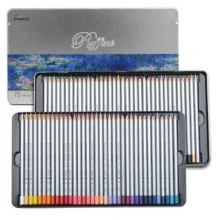 马可(Marco)7100-72TN Raffine系列 72色彩色铅笔/填色笔 铁盒装