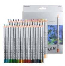 马可(Marco)7100-48CB Raffine系列 48色彩色铅笔/填色笔 纸盒装