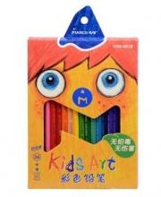 马可(Marco)1550-36CB 36色顺滑芯彩色铅笔/填色笔 纸盒装