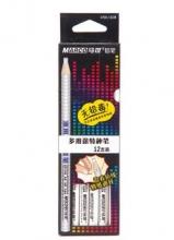 MARCO/马可4700-12CB多用途 特种铅笔 纸卷笔 可写玻璃 瓷砖 光盘 金属铅笔