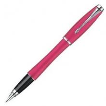 派克(PARKER) 都市 粉红白夹钢笔/墨水笔