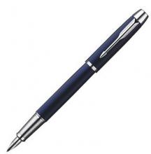 派克(PARKER) IM 蓝色白夹钢笔