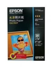 爱普生(EPSON) S042554 新一代光泽照片纸 6寸/20张
