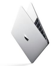 Apple MacBook 12 英寸笔记本电脑 256GB银色MF855CH/A