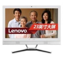 联想(Lenovo)IdeaCentre C560 23英寸一体电脑(G1820T 4G 500G 集显 Rambo刻录 Wifi DOS)白色
