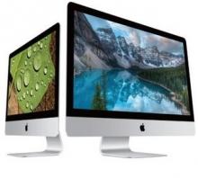 Apple iMac 27英寸一体机(Core i5 处理器/8GB内存/1TB存储/2GB独显/Retina 5K屏 MF886CH/A)