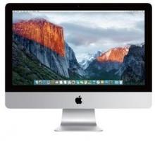 Apple iMac 21.5英寸一体机(Core i5 处理器/8GB内存/1TB存储 MK442CH/A)