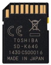 东芝(TOSHIBA)高速SDHC存储卡 8G Class10-40MB/s