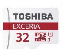 东芝内存卡32g tf卡 48M 存储class10 micro SD卡