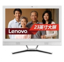 联想(Lenovo) IdeaCentre C560 23英寸一体电脑(G3250T 4G 500G 2G独显 Rambo刻录 Wifi Dos)白色