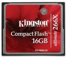 金士顿(Kingston)16GB 266X CF存储卡