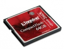 金士顿(Kingston)64GB 266X CF存储卡