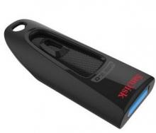 闪迪(SanDisk) 至尊高速(CZ48) 128GB USB3.0 U盘 读100MB/s 写40MB/s