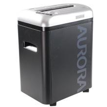 AURORA 震旦 AS668CD专业办公家用安全保密碎纸机 碎CD碎卡/4级保密/单次碎纸6张/双面入纸/静音