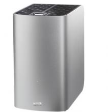 西部数据 雷电双盘存储 WDBUTV0040JSL-SESN_白色_4T
