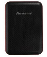 纽曼 NEWSMY 吉云 2.5寸USB3.0 移动硬盘 经典黑红 2TB存储