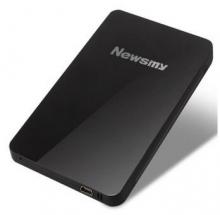 纽曼 NEWSMY MINI CARD 睿智 1.8寸移动硬盘 珍珠黑 60G存储