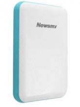 纽曼 NEWSMY 吉云 2.5寸USB3.0 移动硬盘 优雅白蓝 2TB存储