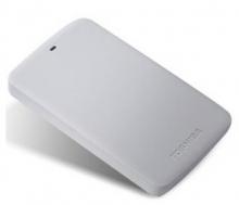东芝 TOSHIBA 新北极熊系列 2.5英寸 USB3.0移动硬盘_白色_2T