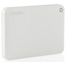 东芝 TOSHIBA V8 CANVIO高端分享系列2.5英寸移动硬盘 USB3.0_经典黑_1T