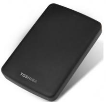 东芝 TOSHIBA 新黑甲虫系列 2.5英寸 USB3.0移动硬盘_黑色_2T