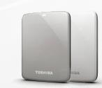 东芝 TOSHIBA V7 CANVIO高端分享系列2.5英寸移动硬盘 USB3.0_清新白_1T