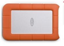 莱斯 LACIE RUGGED TRIPLE USB 3.0 防震加密2.5寸移动硬盘_橙色_2T加密