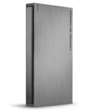莱斯 LACIE PORSCHE DESIGN P'9220 2.5英寸 USB3.0 移动硬盘 _灰色_2T