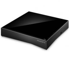希捷 3.5英寸PERSONAL CLOUD 2-盘位 个人云家庭媒体存储STCS8000301_黑色_8TB