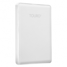 HGST 2.5英寸 TOURO MOBILE 移动硬盘5400转 USB3.0 _白色_1T