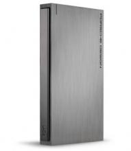 莱斯 保时捷P9220系列2.5英寸USB3.0移动硬盘 302000_灰色_1T