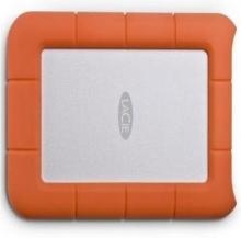 莱斯 LACIE RUGGED THUNDERBOLT 雷电 2.5寸移动硬盘 _橙色_2T