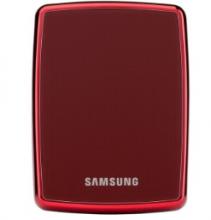 三星 SAMSUNGS3系列 2.5英寸超高速USB3.0移动硬盘 CV-HXMT050D2C4_红色_1T