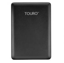 HGST 2.5英寸 TOURO MOBILE 移动硬盘5400转 USB 3.0_黑色_500G
