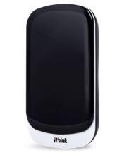 埃森客 ITHINK 2.5英寸移动硬盘B52 USB3.0系列_尊爵黑_500G