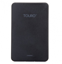 HGST 2.5英寸TOURO MOBILE 移动硬盘5400转 USB3.0_黑色_500G