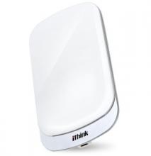 埃森客 ITHINK 2.5英寸移动硬盘B52 USB3.0 _珍珠白_500G