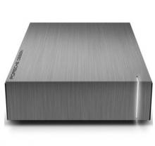 莱斯 保时捷P'9230系列3.5英寸 USB3.0 桌面存储 302003_灰色_3T