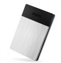 埃森客 ITHINK 2.5英寸朗睿系列 移动硬盘_银色_320G