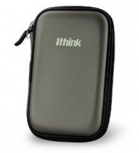埃森客 ITHINK 便携式防水抗震保护套 数码包_尊爵黑