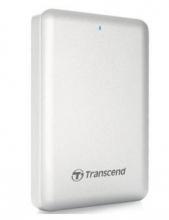 创见 SJM300系列 THUNDERBOLT雷电接口 2.5英寸 MAC专属移动硬盘_雷电接口苹果版(银)_2T