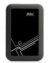 """朗科 NETAC K360 朗科""""翔运"""" USB3.0 移动硬盘_黑色_750G"""