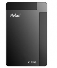 朗科 NETAC K218 2.5英寸加密移动硬盘 USB3.0_黑色_500G